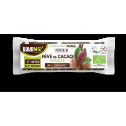 Barre fève de cacao -...