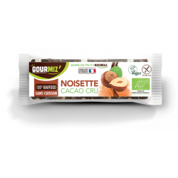 Barre noisette - cacao