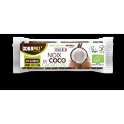 Barre noix de coco - cacao