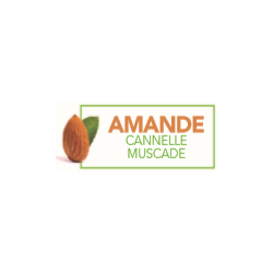 Barre amande - cannelle -...