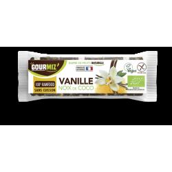 Barre vanille - coco